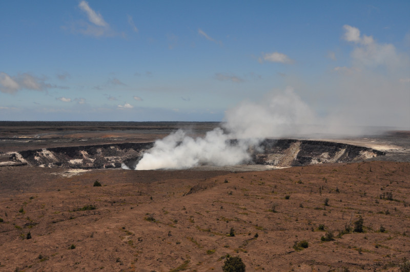 Volcano Park Overlook