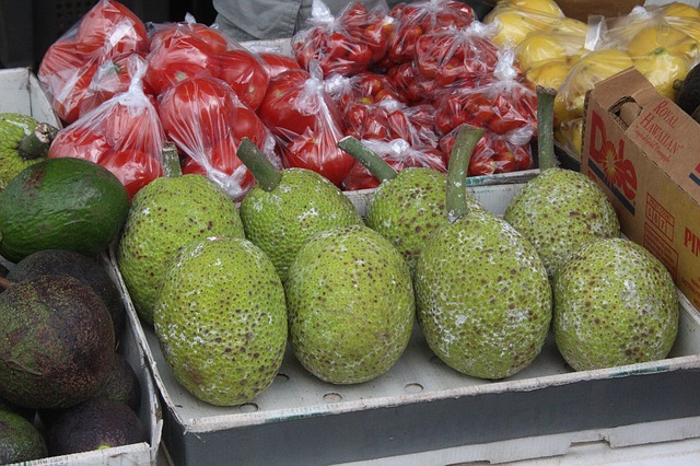 Farmers Market fruit